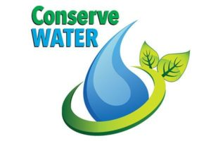 How to conserve water