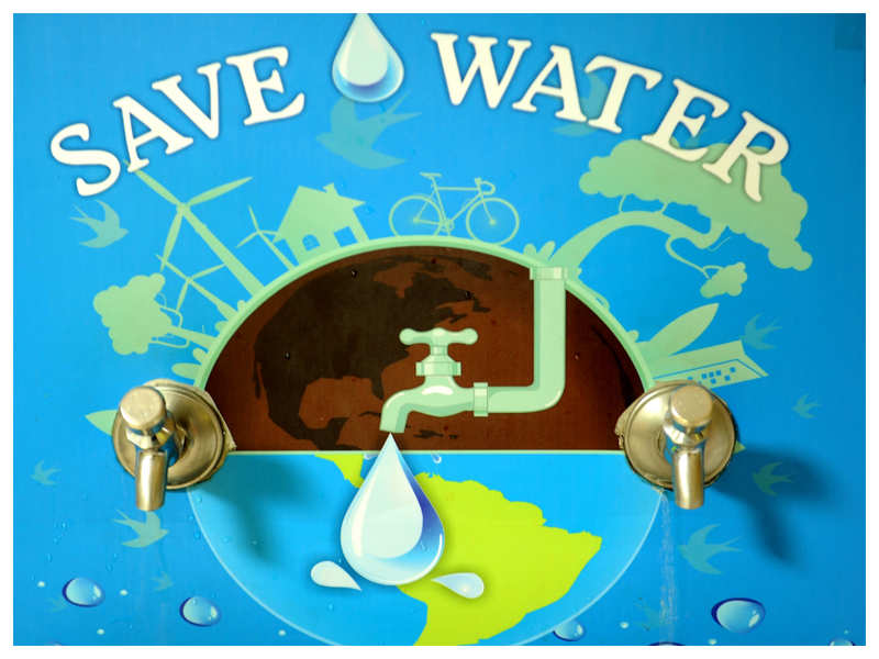 save water images for school