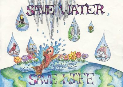 save_water_pencil_drawing