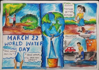 world_water_save_day_drawing