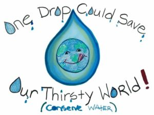 Posters_on_Save_Water
