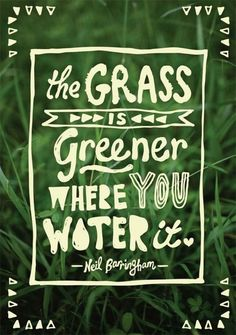 save_water_be_green