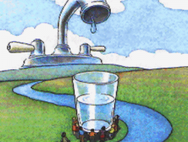 Water-conservation